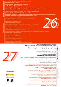 Programa Jornadas AEEFP